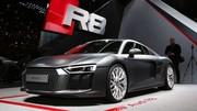 Audi R8 V10 Plus : la plus puissante de toutes les Audi à Genève