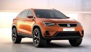 Seat présente un concept de SUV dynamique