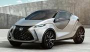 Lexus LF-SA : un concept de citadine totalement décalé