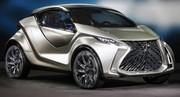 Lexus se lance dans l'infiniment petit