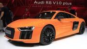 Audi R8 V10 : Huracan sister