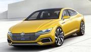 Volkswagen Sport Coupé Concept GTE : nouvelle ère stylistique