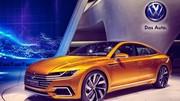Volkswagen Sport Coupé GTE, l'avenir est en marche !