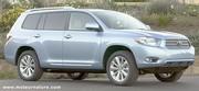 Highlander, l'hybride Toyota semi-nouveau