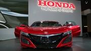 Honda NSX : première européenne au salon de Genève