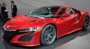 Honda NSX : le retour du mythe