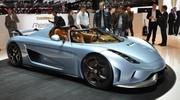 Koenigsegg Regera : 1 500 ch pour la « mégacar » hybride