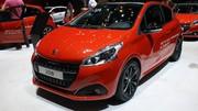 Peugeot 208 restylée, légèrement plus agressive