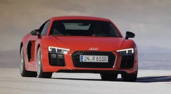 L'Audi R8 électrique aura 456 chevaux !