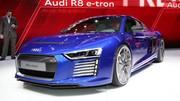 Audi R8 e-tron : le retour de la supercar électrique à Genève !