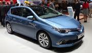 Toyota Auris restylée : pas que l'hybride