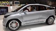 Rinspeed Budii : une BMW i3 entièrement autonome