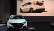 La Honda Civic Type R fait un chrono record au Nürburgring