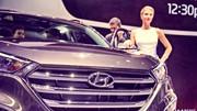 Le nouveau Hyundai Tucson est à Genève