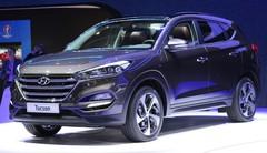 Hyundai Tucson : sus au Kadjar