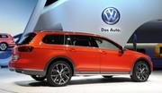 Volkswagen Passat Alltrack : l'évadé suisse au salon de Genève