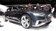 Audi prologue Avant : le break plus désirable que le coupé