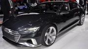 Audi Prologue Avant : le futur des breaks aux anneaux