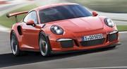 Porsche 911 GT3 RS : un 4,0 l, rien que pour elle