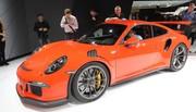 Prix Porsche 911 GT3 RS 2015 : l'exclusivité pour 185 000 euros