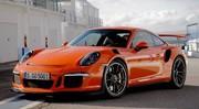 Porsche: 911 GT3 RS & Cayman GT4 Genève