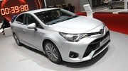 une Toyota Avensis restylée moins anonyme