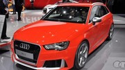 Audi RS3 Sportback : fidèle au 5 cylindres