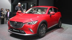 Mazda CX-3 : redoutable