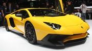 Lamborghini Aventador SV : pour Superveloce