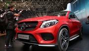 Mercedes GLE Coupé 450 AMG : un SUC qui ne manque pas de sel