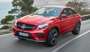 Prix Mercedes GLE Coupé : Haut perché