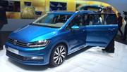 Volkswagen Touran 2015 : une référence des monospaces à Genève