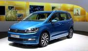 Salon de Genève 2015 : Volkswagen Touran