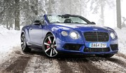 Essai Bentley Continental GTC V8 S : la force tranquille