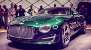 Bentley EXP 10 Speed 6, la plus belle de Genève ?