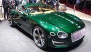 Bentley EXP 10 Concept : vrai coupé sportif
