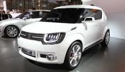 Le concept Suzuki iM-4 annonce le remplaçant du Jimny
