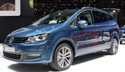 Léger lifting pour le Volkswagen Sharan
