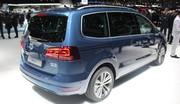 Volkswagen Sharan restylé : pour la forme - Vidéo en direct du salon de Genève 2015