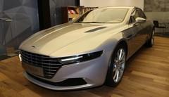 Aston Martin Lagonda Taraf : la limousine Aston fait salon à Genève