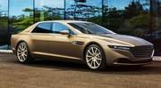 Aston Martin Lagonda Taraf : aussi pour l'Europe