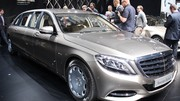 Mercedes Maybach S600 Pullman : Super S