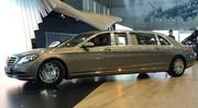 Mercedes-Maybach Pullman, le paquebot de luxe allemand