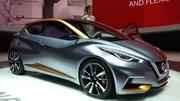 Nissan Sway : la remplaçante de la Micra sera sexy !