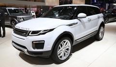 Première mondiale pour le Range Rover Evoque restylé