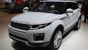 Range Rover Evoque restylée : légère mise à jour