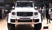 Mercedes G500 4X4² : Big Foot