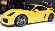 """Porsche Cayman GT4, le """"petit"""" coupé se radicalise"""