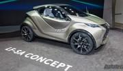 Genève 2015: Lexus LF-SA Concept