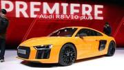 Audi R8 à Genève